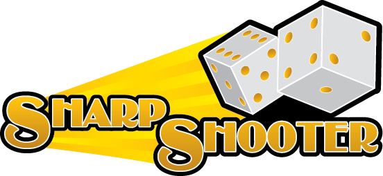 Sharp Shooter is an optional wager for craps that rewards a hot roll. You win if the shooter establishes and makes three points before he sevens-out. The more points the shooter makes, the more you win. The maximum payout is for 10 points.