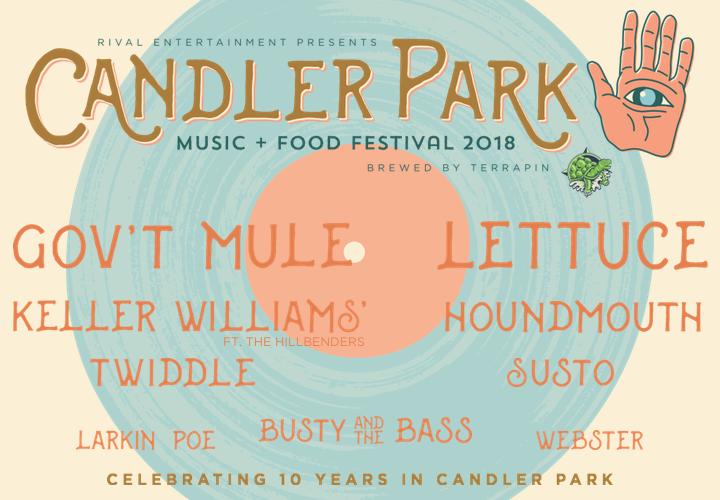 candler park fest lineup