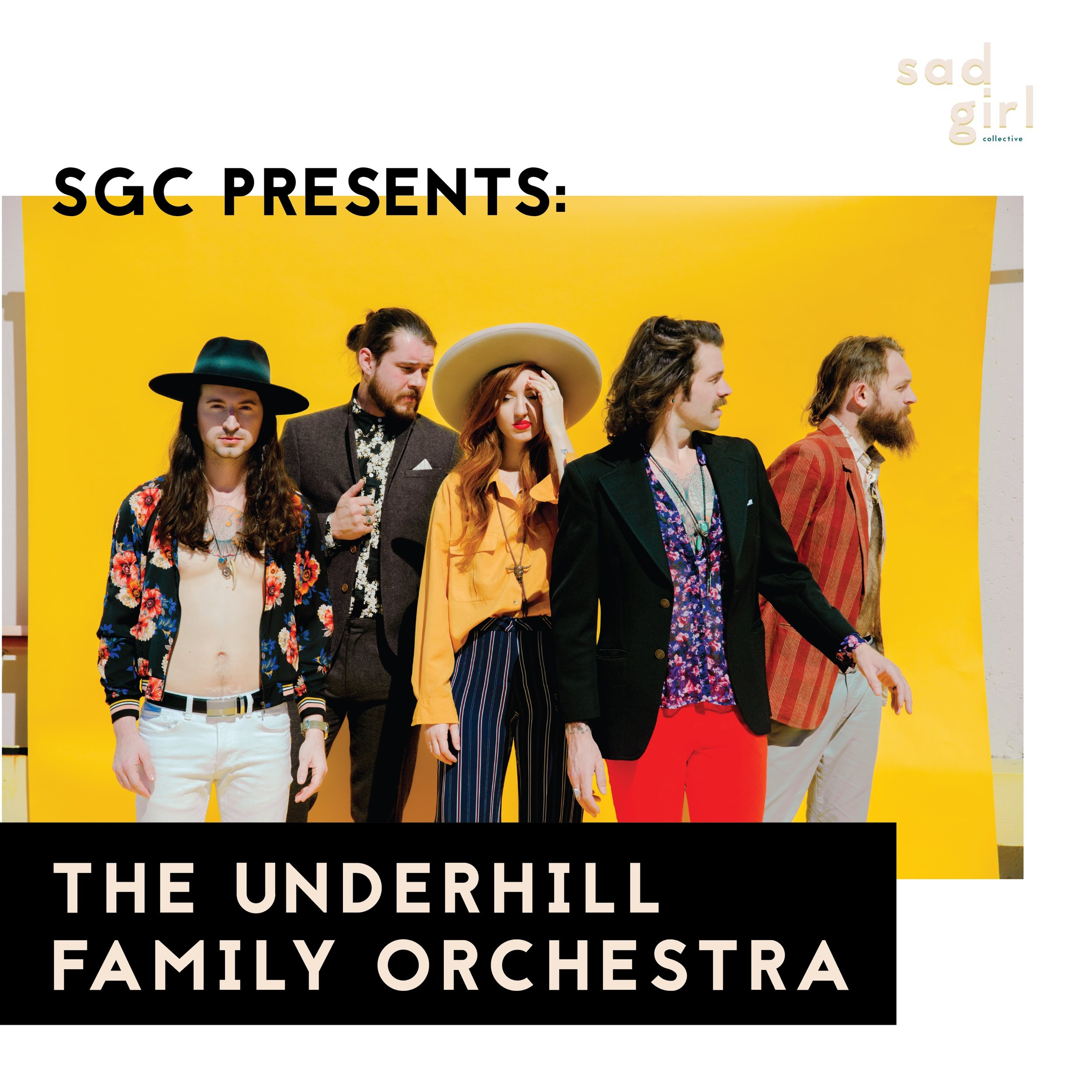 Making Music Across State Lines: A Look at The Underhill Family Orchestra