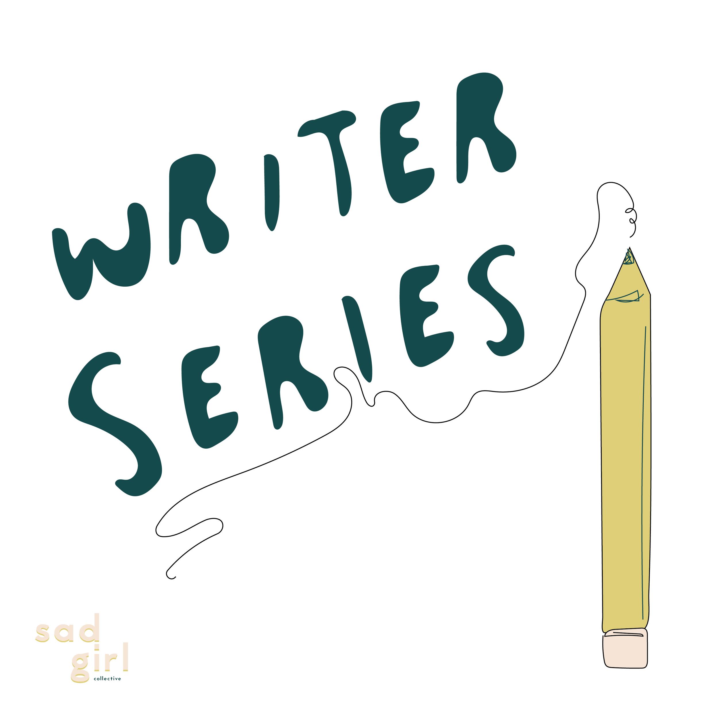 Writer Series: Matthew Hood