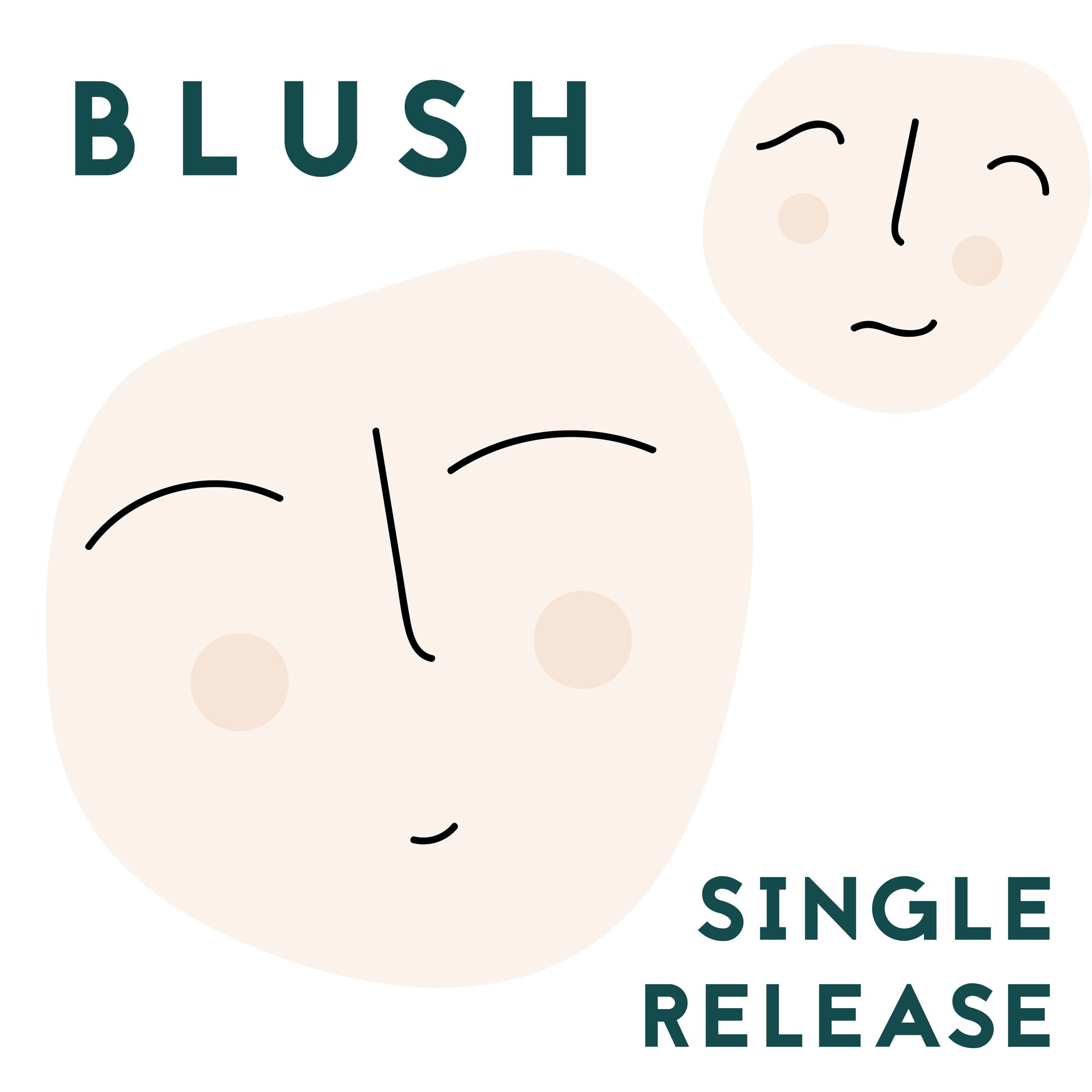 Blush Confronts Eternity With 'Forever Is A Long Time'