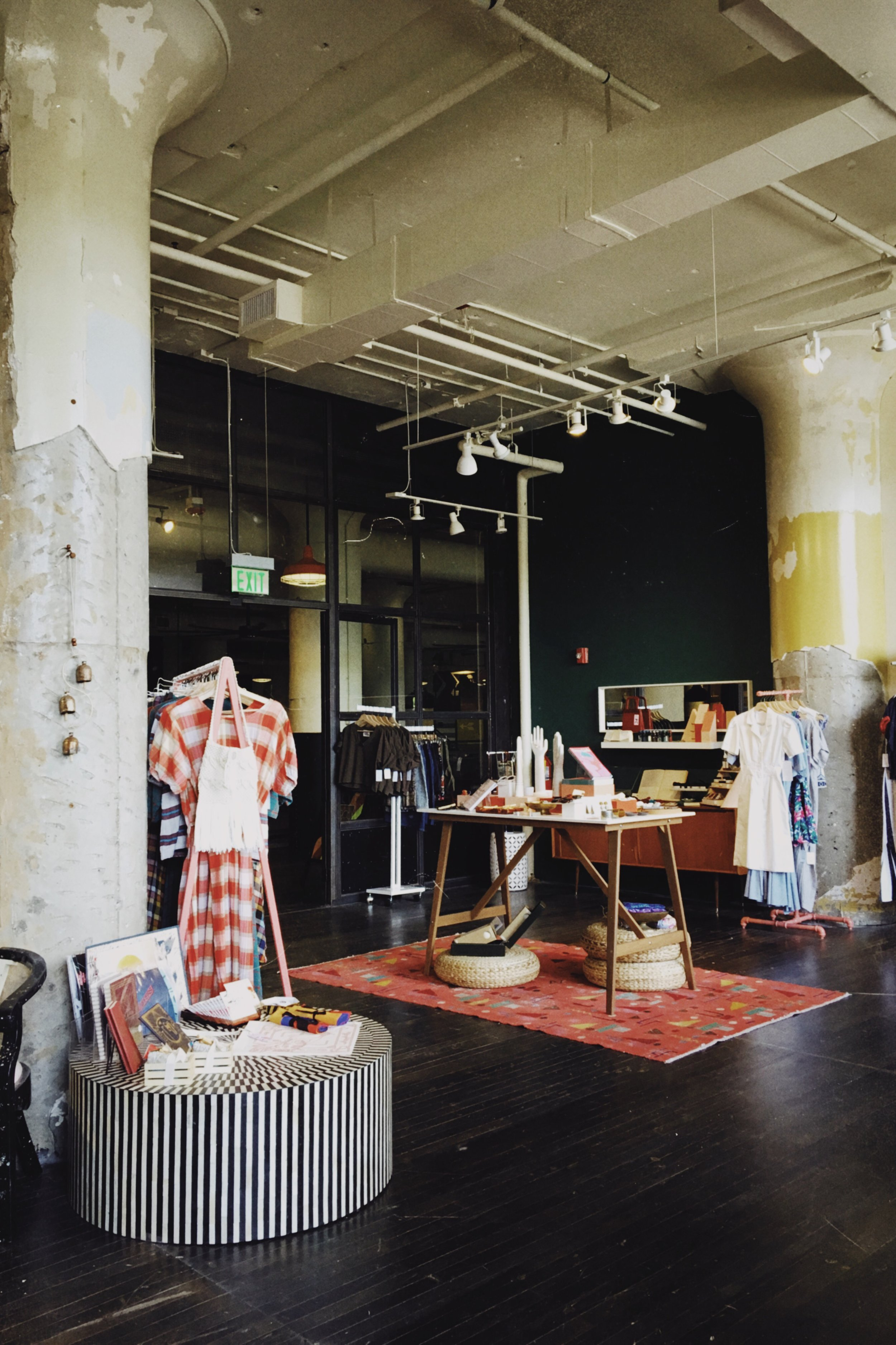 COCO + MISCHA: Make Waves in Atlanta's Sustainable Fashion Community