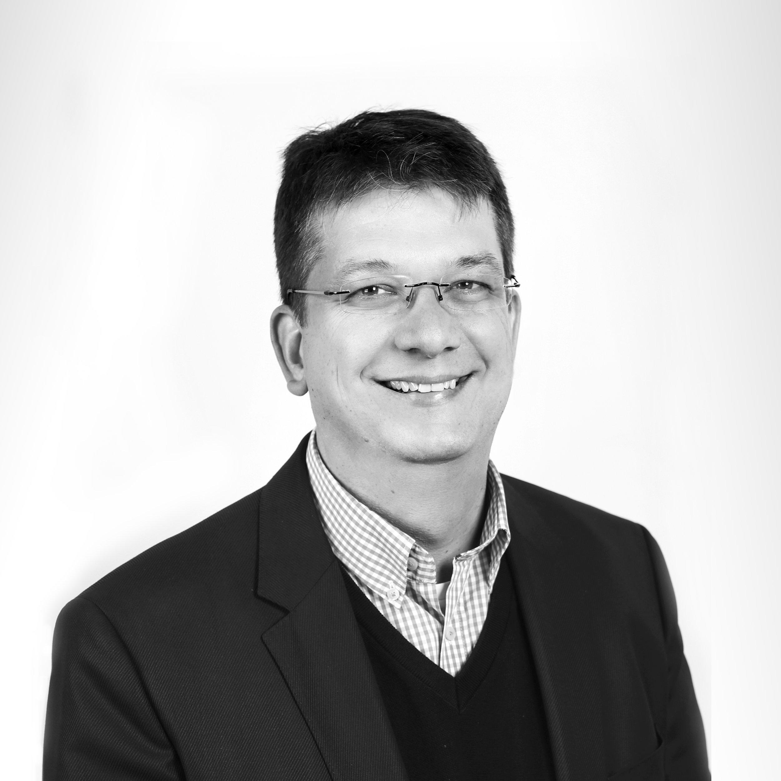 Sven Weber - STRATEGIC ADVISER