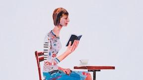 Book Reviews + Author Profiles -