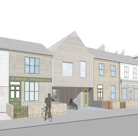 Beulah Road Walthamstow Village New Build Design Architecture