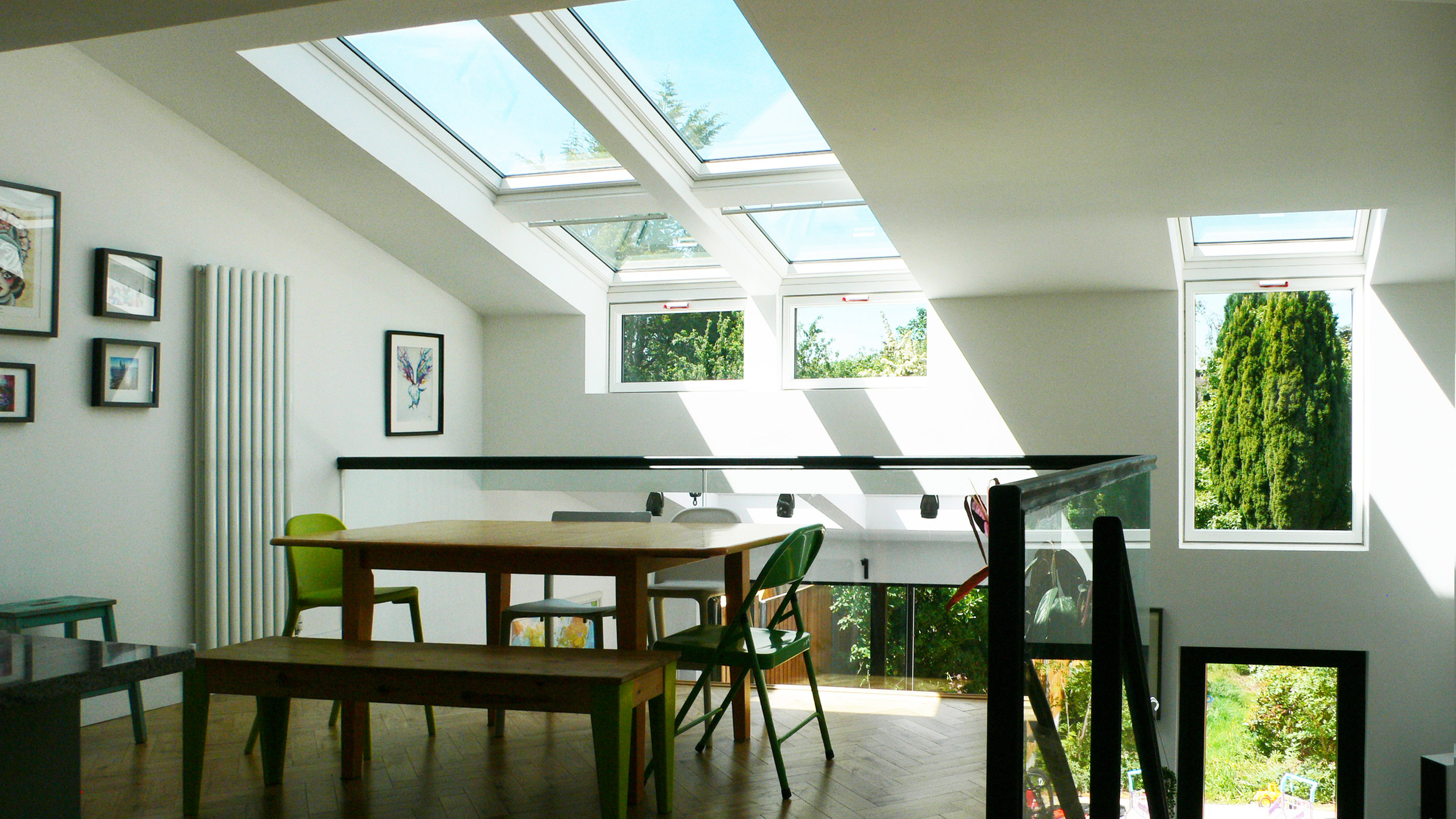 two storey home extension walthamstow east london e17