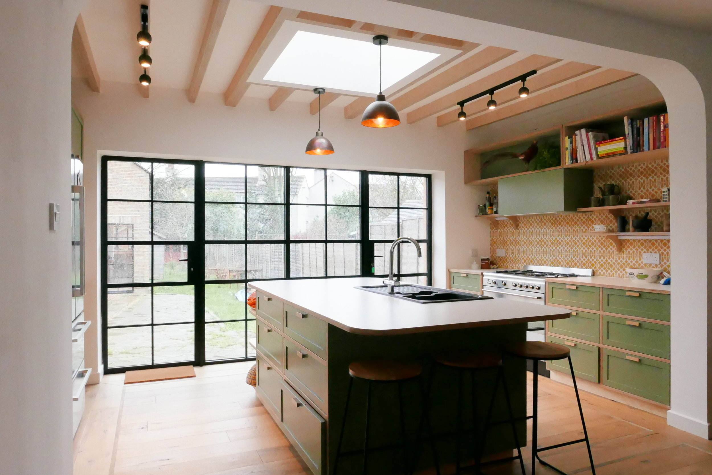 Kitchen Extension Upper Walthamstow E17