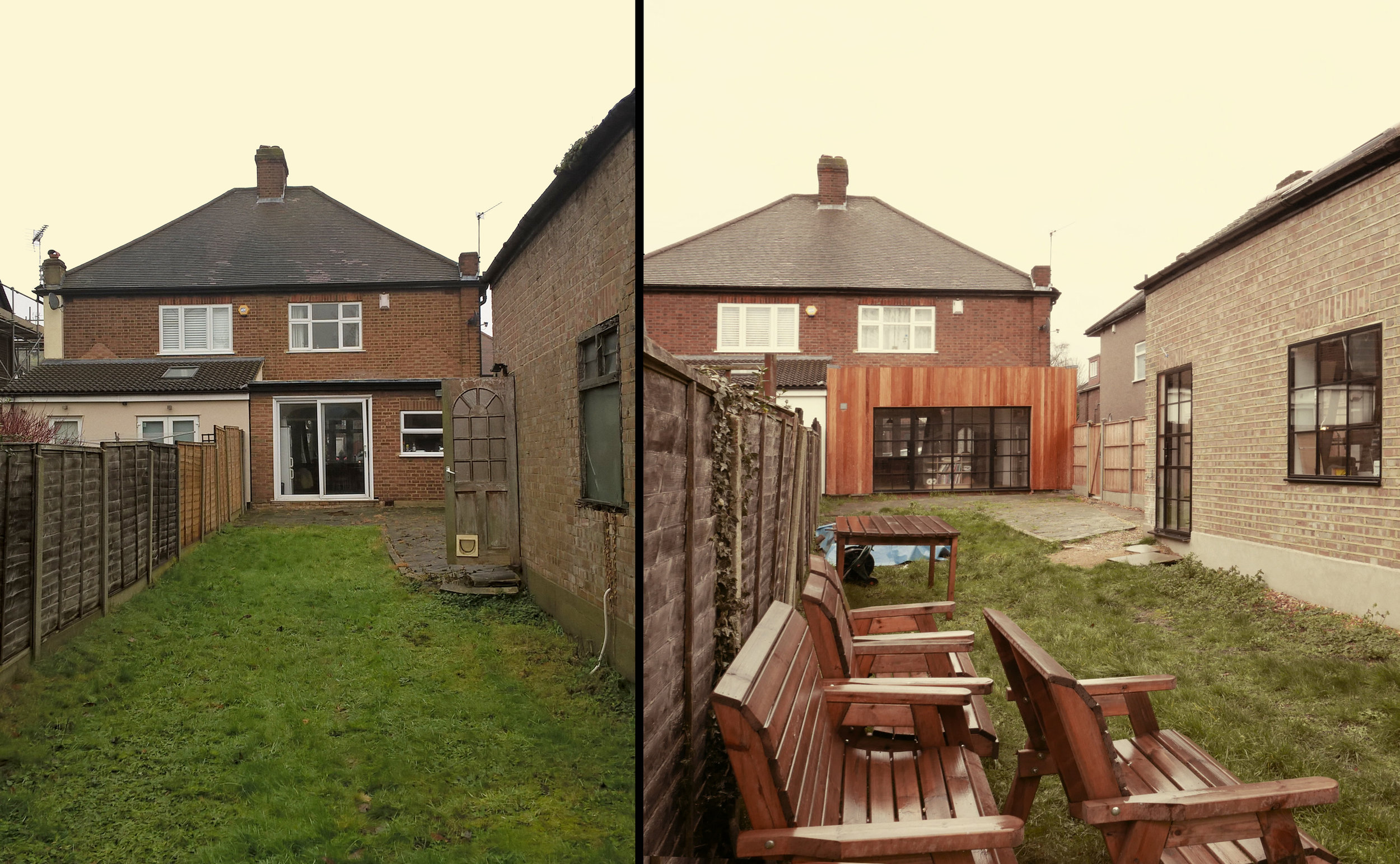 Home extension refurbishment makeover walthamstow e17 East London
