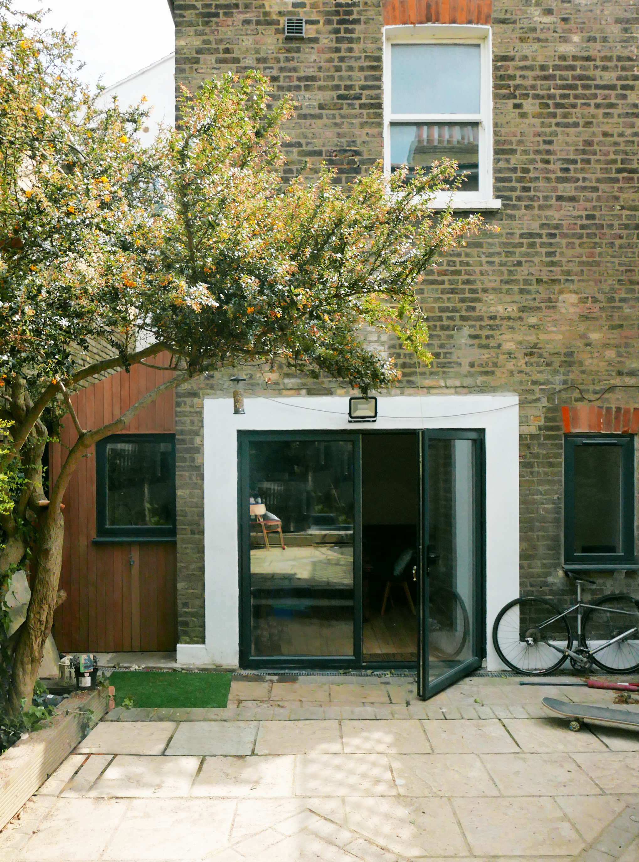 Orford Road Side Infill Rear Extension Architect E17 Walthamstow Village