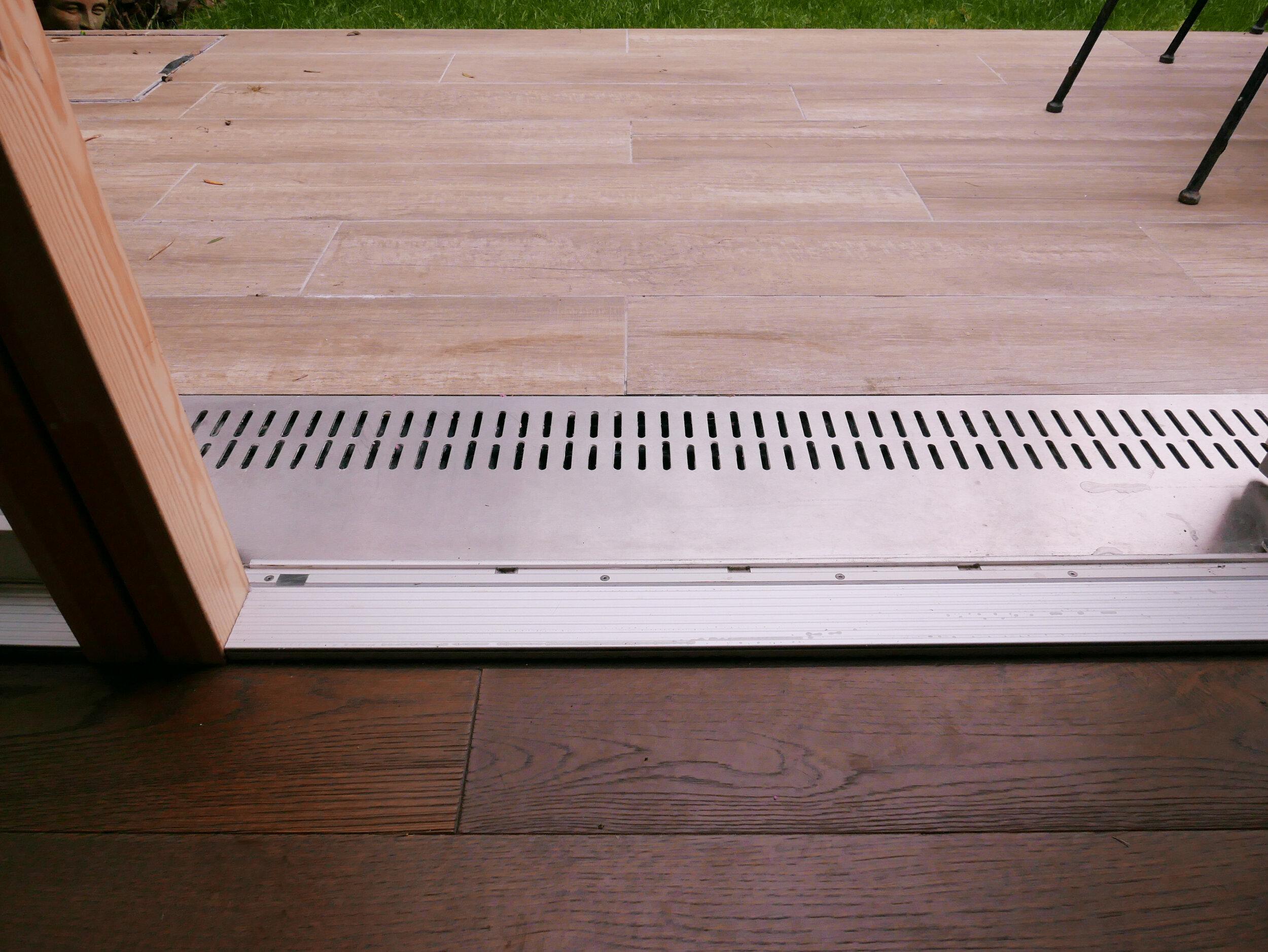 Essex Laser Bespoke Flush Threshold Accessible Design Architecture