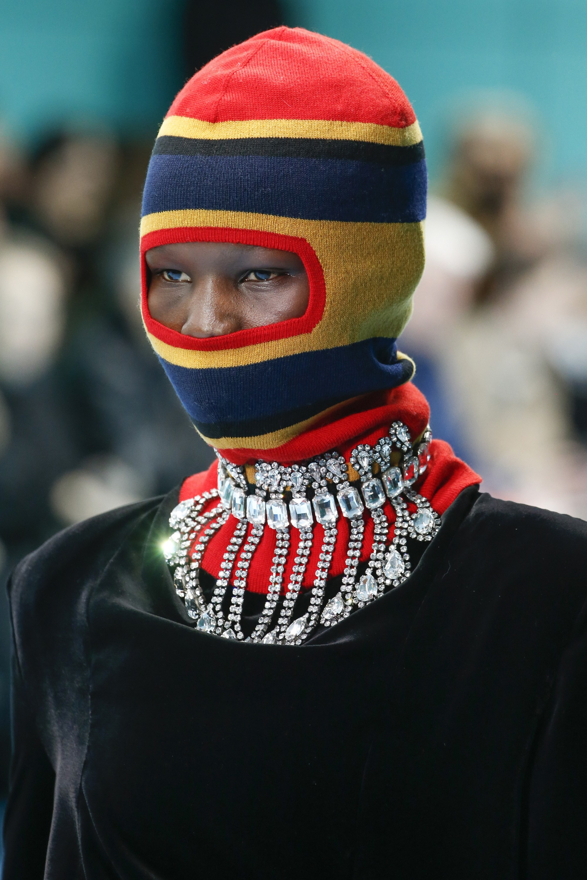 Kolor Magazine Let's Talk About The Headgear at The Gucci Show 2.jpg