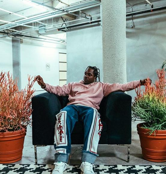 Kolor Magazine Styling On Em'Shop Pusha T's kingpush Instagram Timeline J.W. Anderson.png