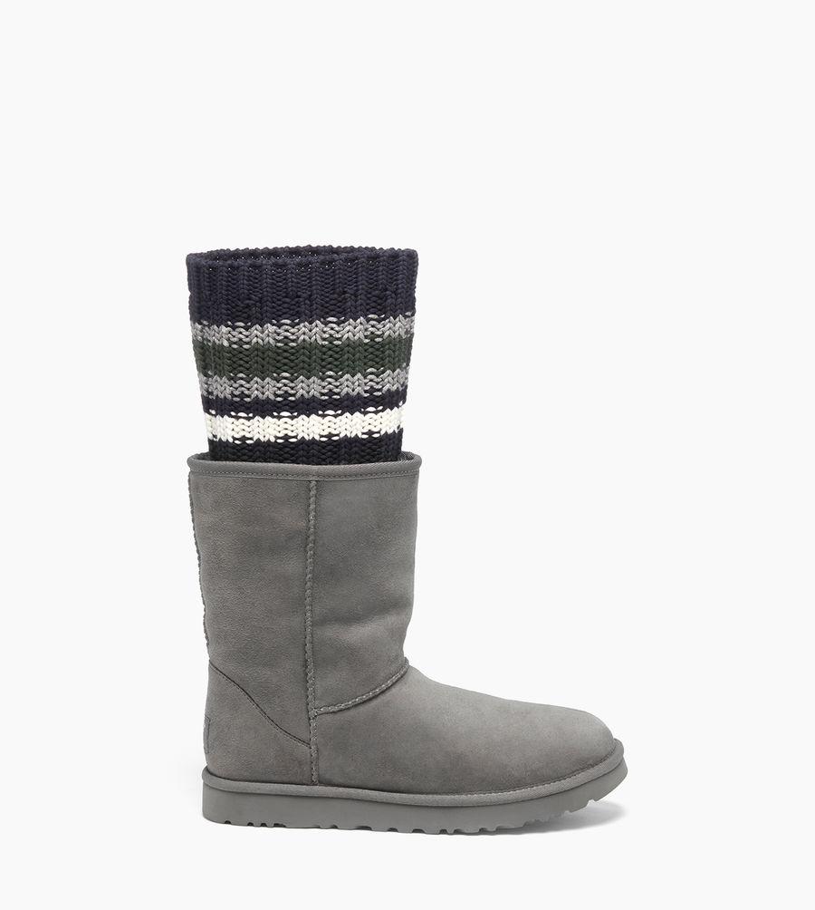 SACAI Knit Short II $350,  Ugg.com