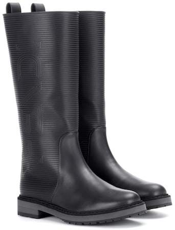 Kolor Magazine Waterproof Style- Here's Your Designer Rain Boots Buying Guide Fendi.jpg