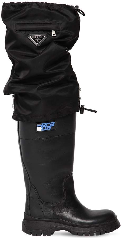 Kolor Magazine Waterproof Style Here's Your Designer Rain Boots Buying Guide Prada.jpg