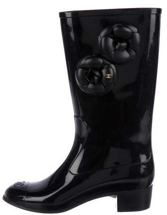 Kolor Magazine Waterproof Style Here's Your Designer Rain Boots Buying Guide Chanel.jpg