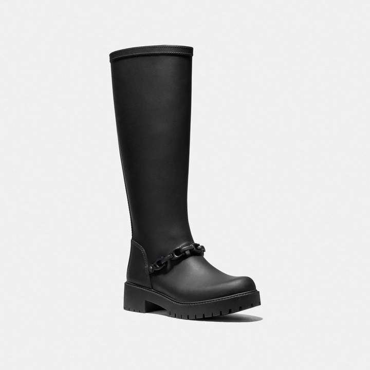 Kolor Magazine Waterproof Style Here's Your Designer Rain Boots Buying Guide Coach.jpg