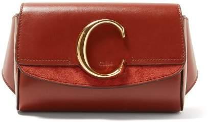 CHLOE C Belt Bag $736,  matchesfashion.com