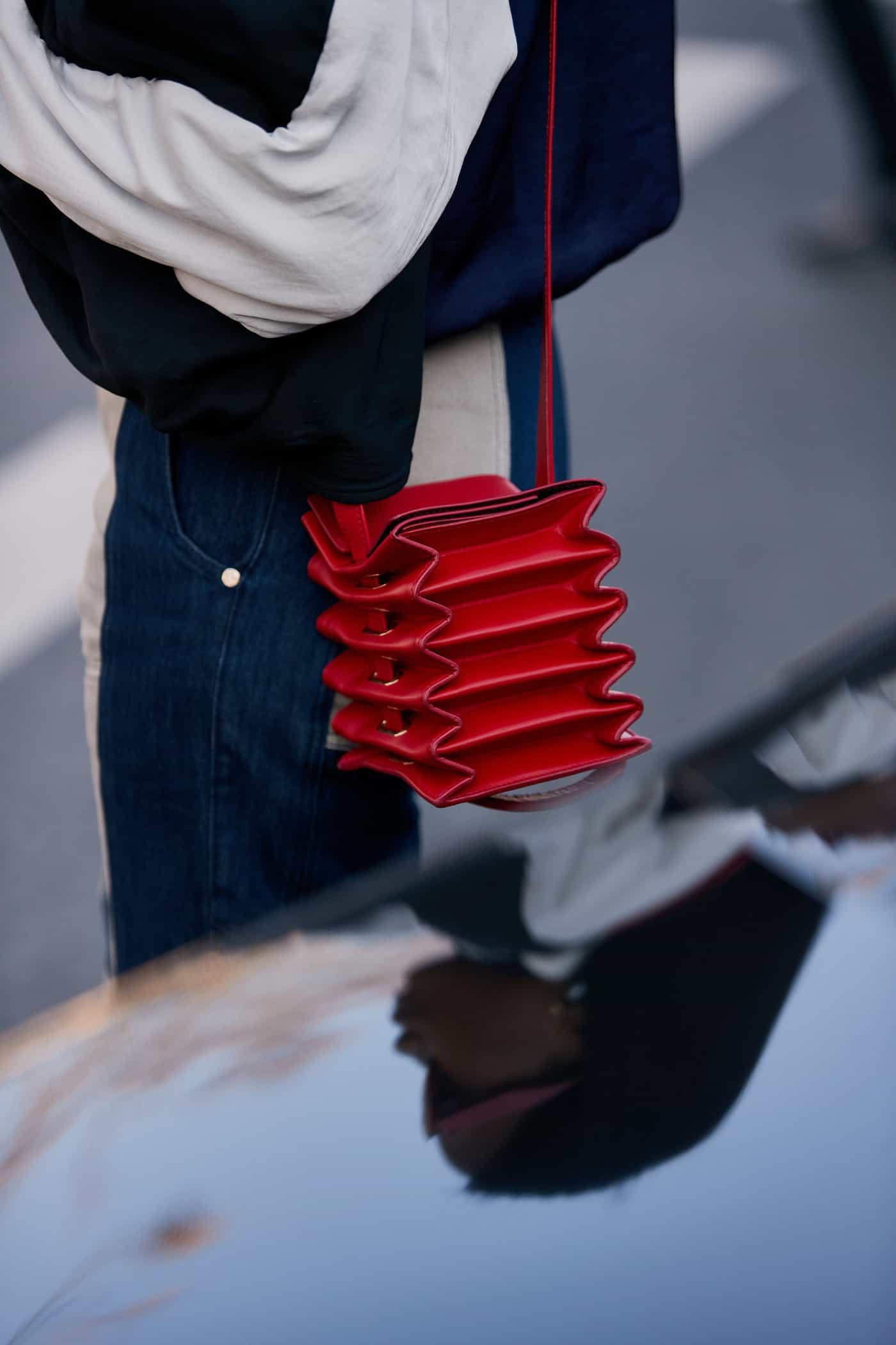 Y/Project's Accordion Bag Source:  fashionweekdaily.com