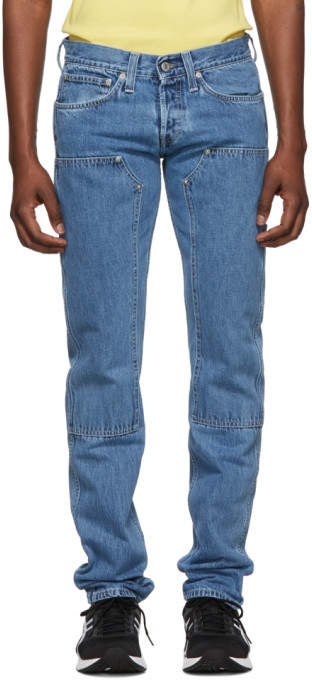 Kolor Magazine Let's Talk About Fabolous' Helmut Lang Jeans That Everyone Hated Indigo Lo Utility Jeans.jpg
