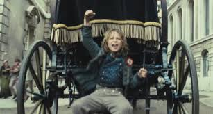 Gavroche Thenardier from the movie Les Miserables 2012