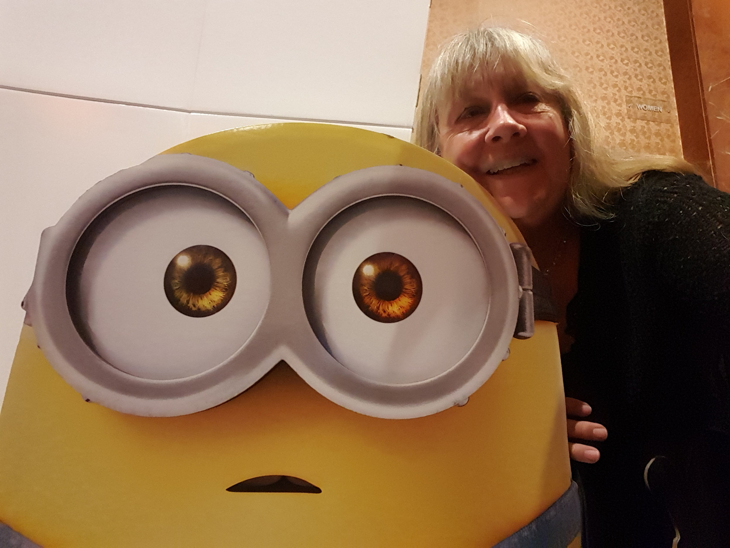 Carolyn and the Minions
