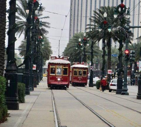 Some of that Old World charm and grace is captured in the city's  streetcars