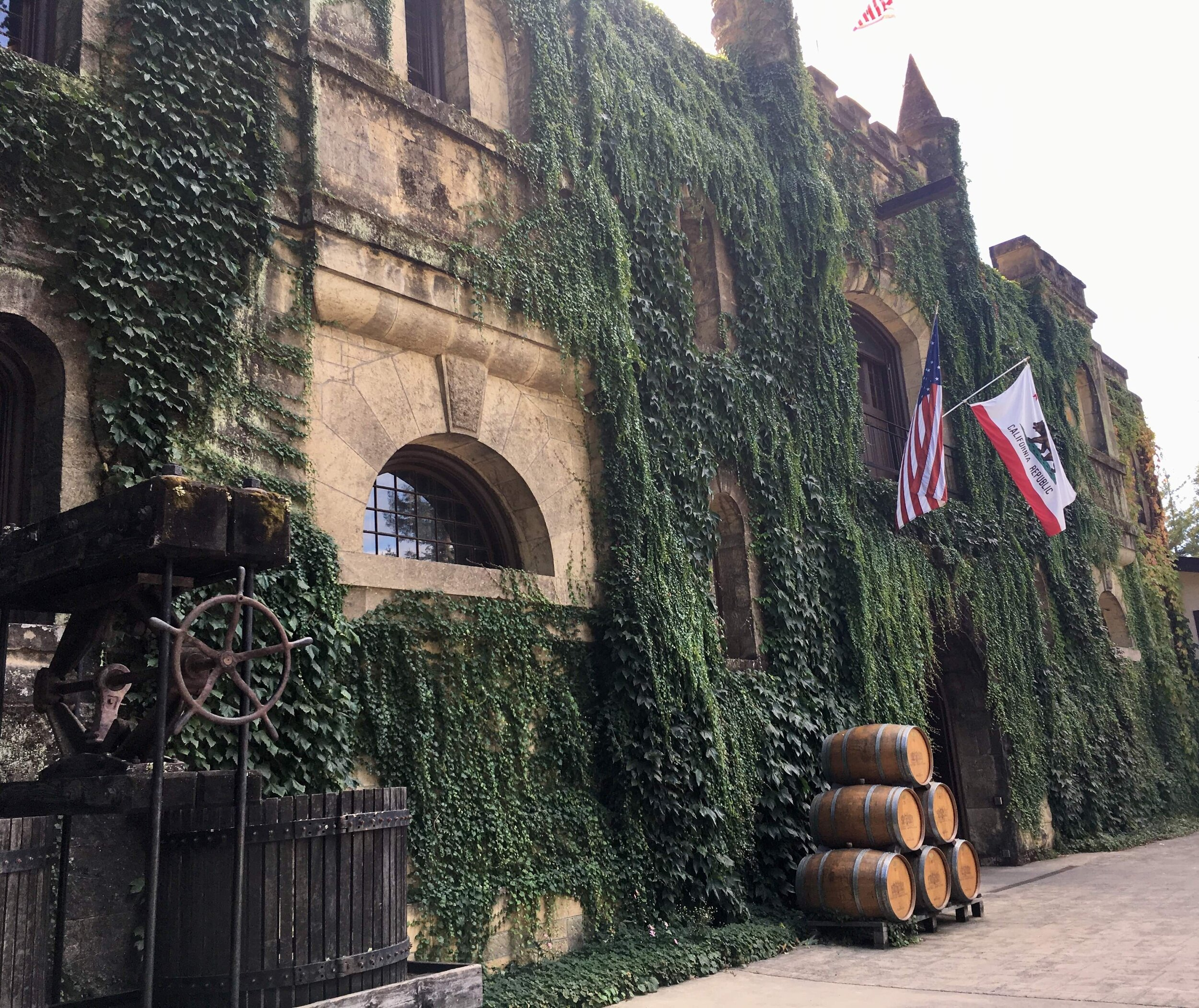 This winery was featured in one of the worst written movies I've now seen twice