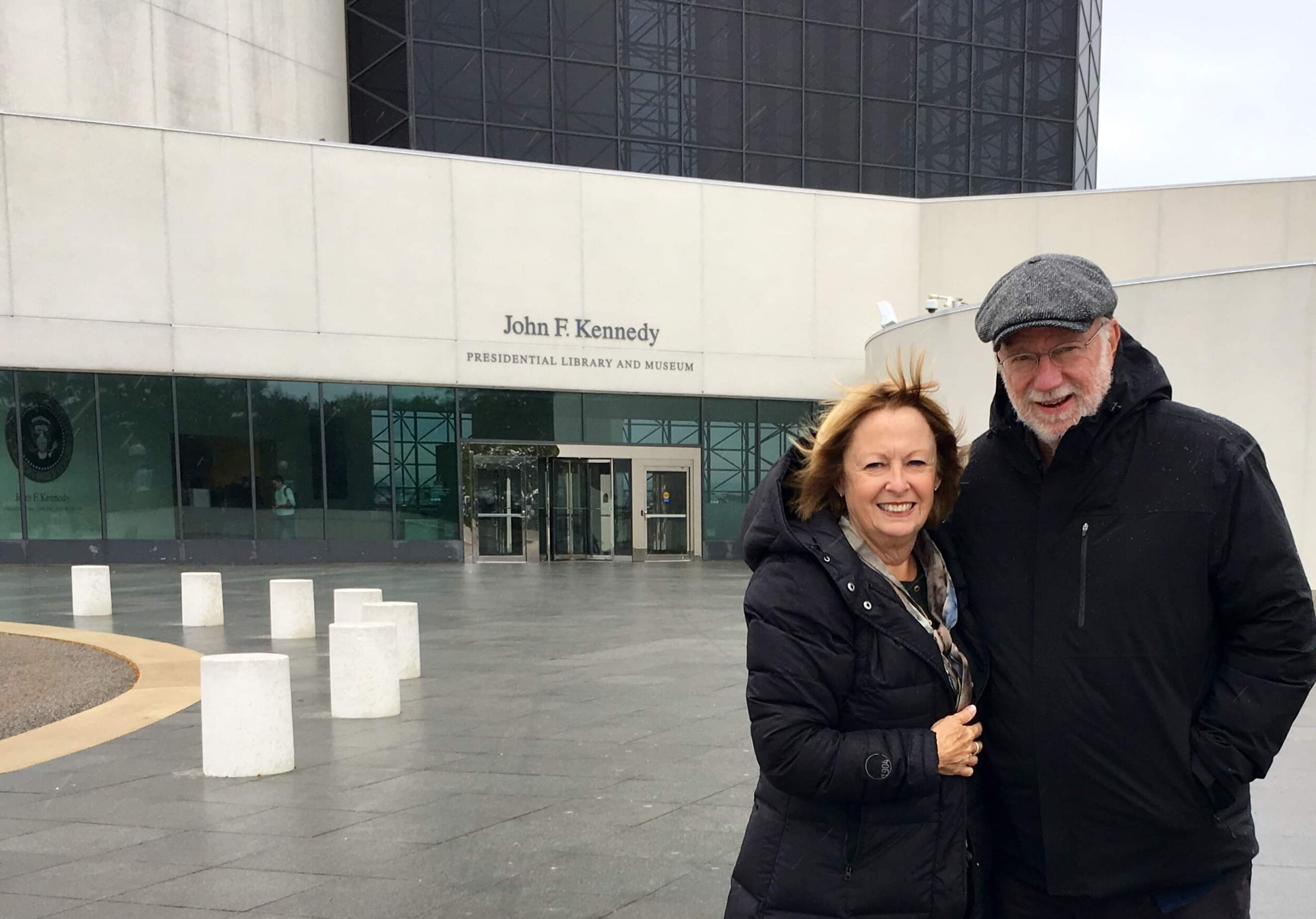 The JFK Presidential Library and Museum