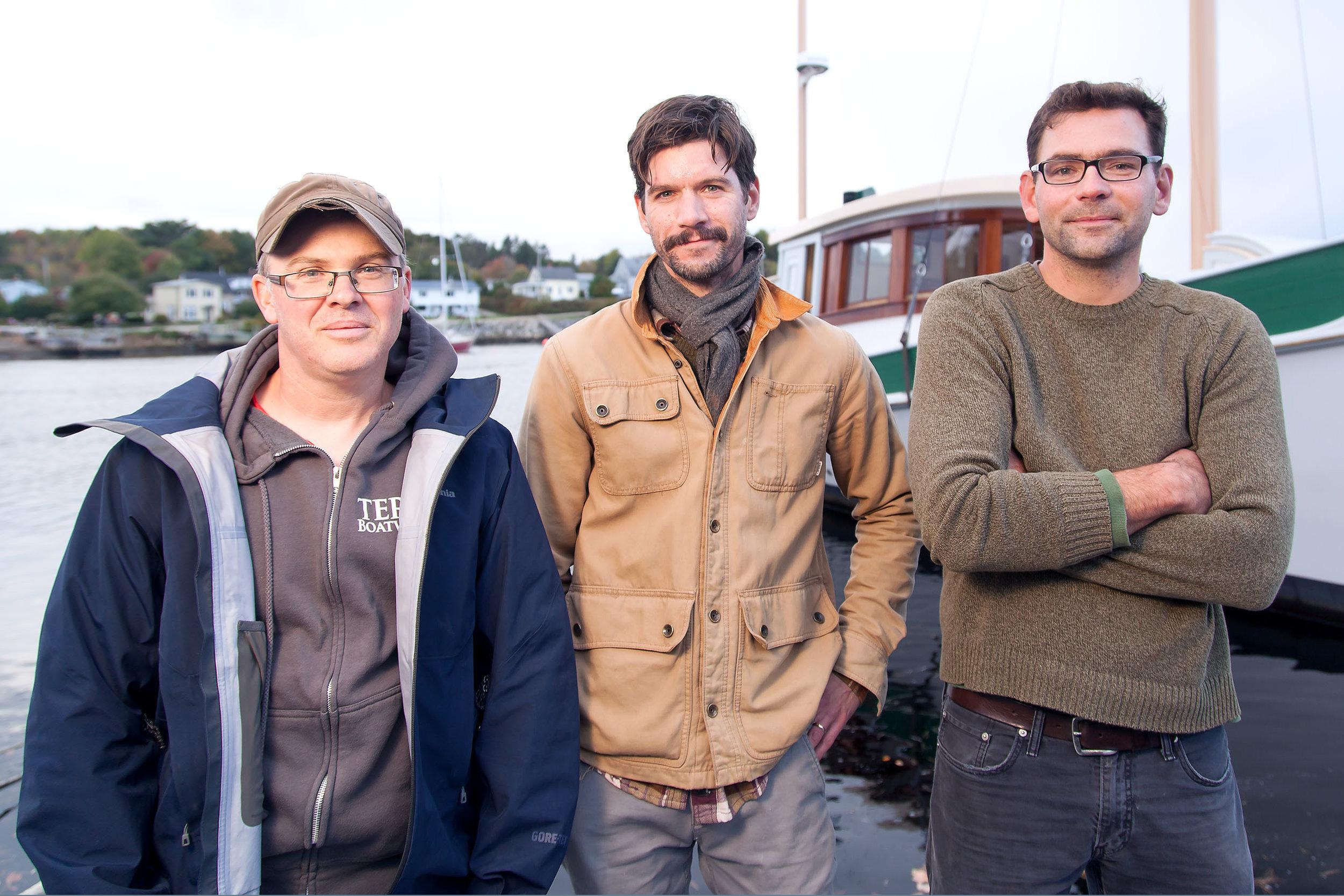 Ternworks Boatbuilding