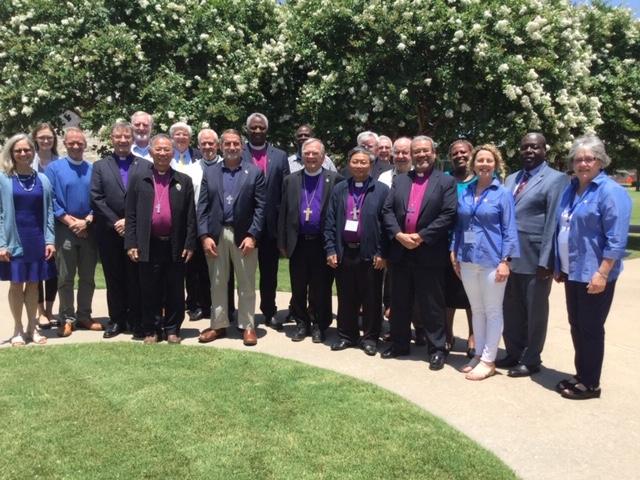 ARDF Global Meeting Participants, Christ Church, Plano, TX