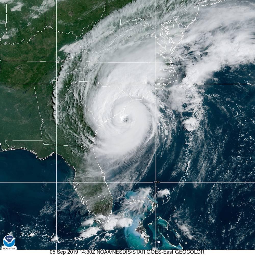 Support Dorian Disaster Relief Efforts -