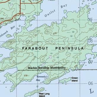 Farabout Peninsula -