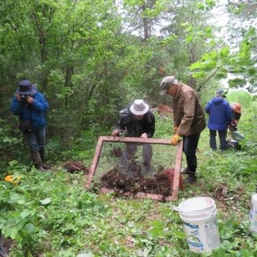 Archaeology - Isthmus Dig Summer 2018