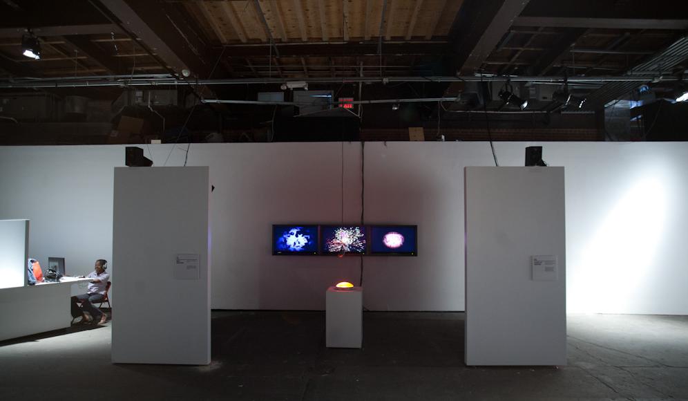Biorhythm Exhibition, Eyebeam Gallery, NY