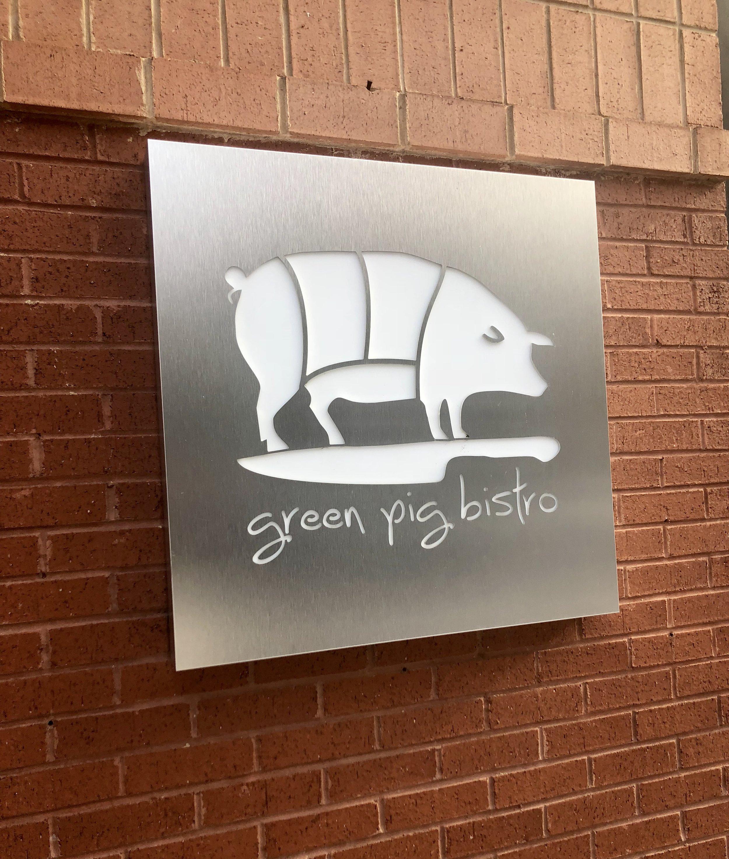 Green Pig Bistro KennedysSide.com