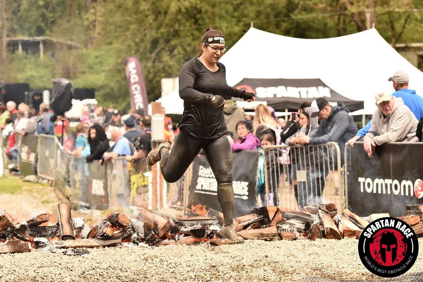 Seattle Spartan Super (Championship Series) 2017. Photo credit: Spartan Race