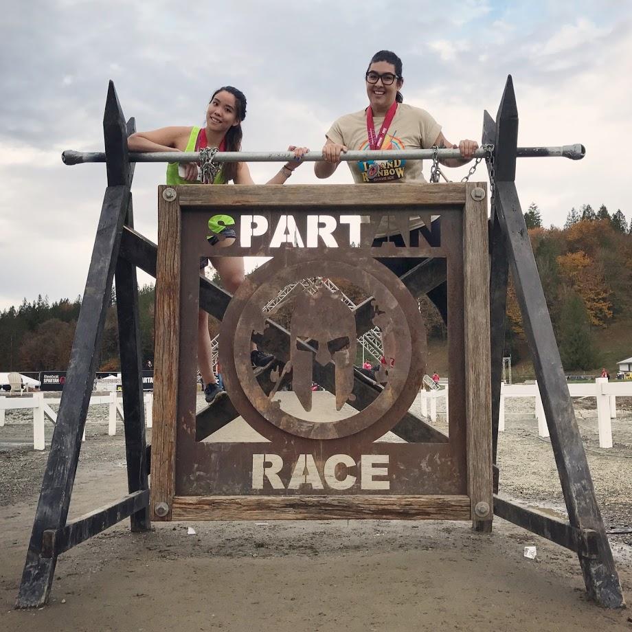 Seattle Spartan Sprint, 2016