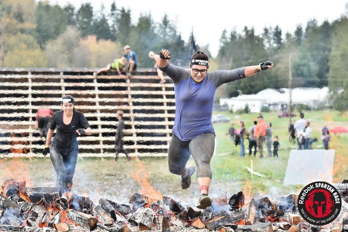 Seattle Spartan Sprint, 2016. Photo Credit: Spartan Race