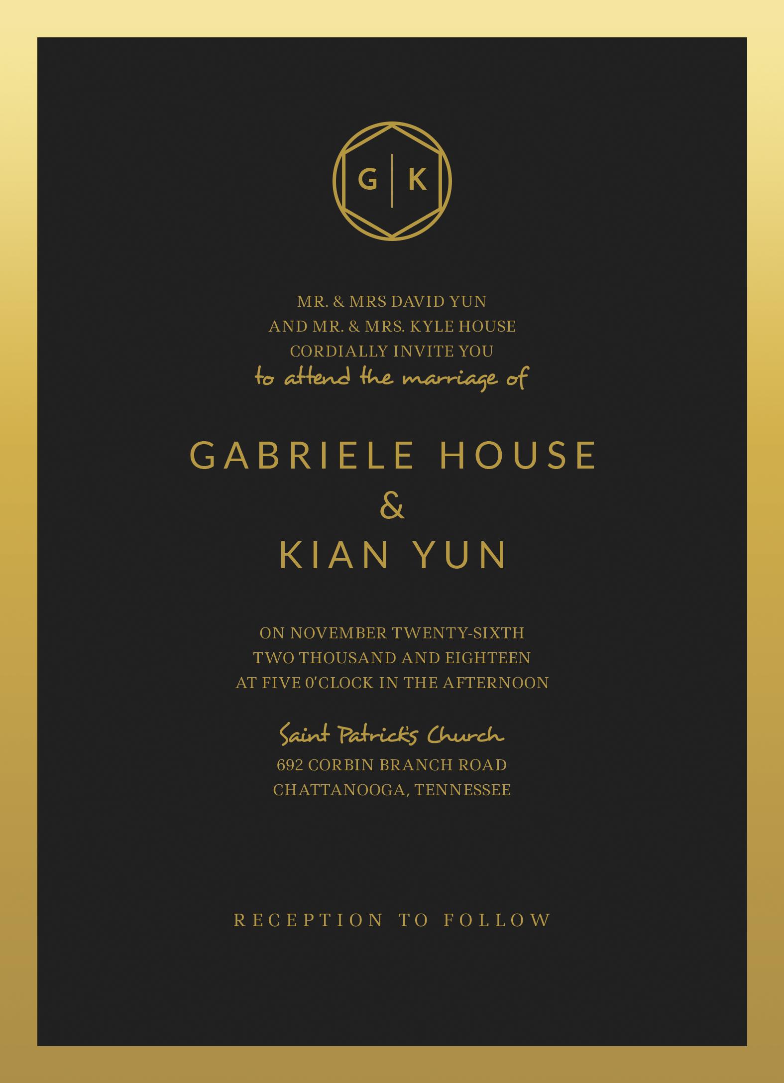 All Wedding Invitations