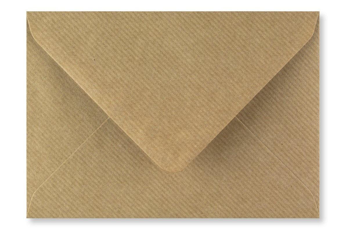 Coloured_Envelope_Brown Ribbed.jpg