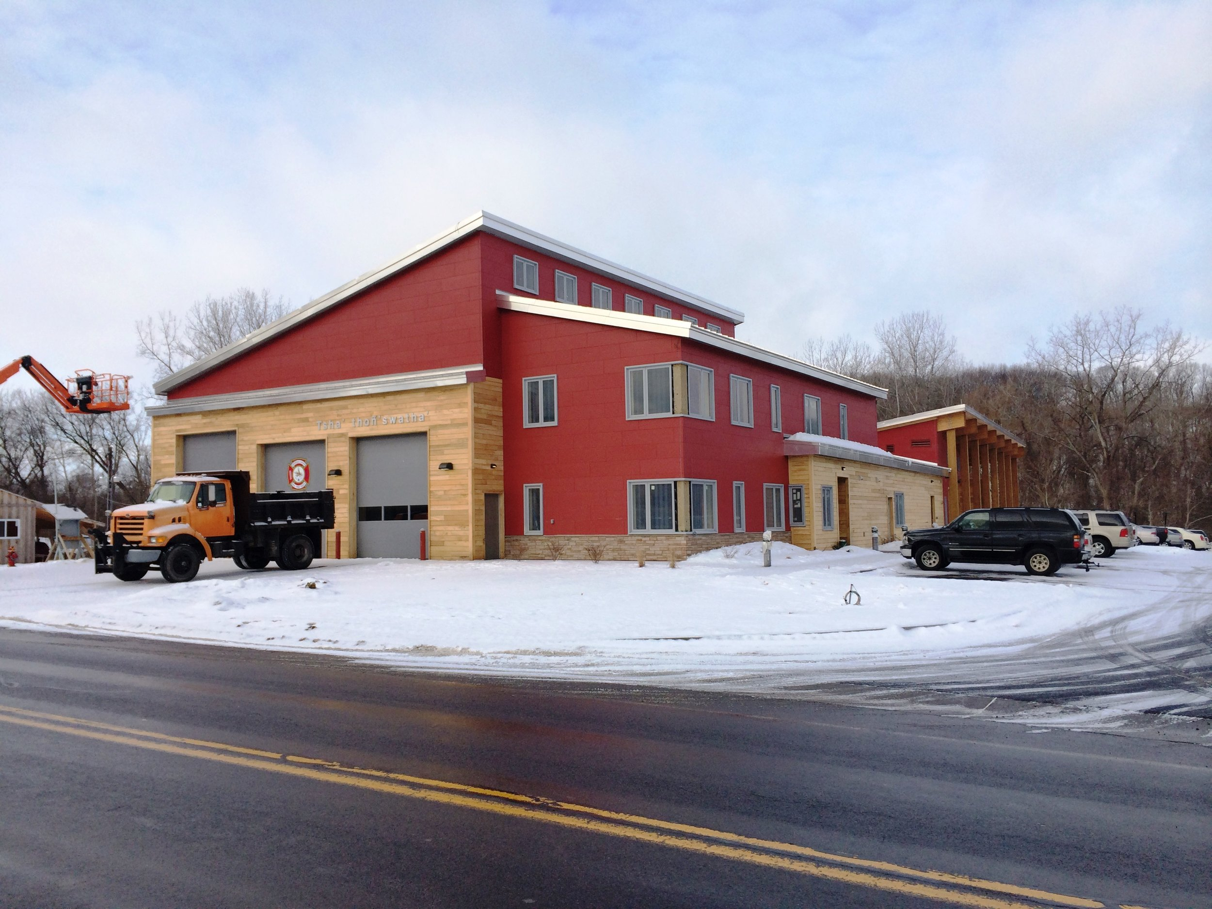 Onondaga Nation Fire Station