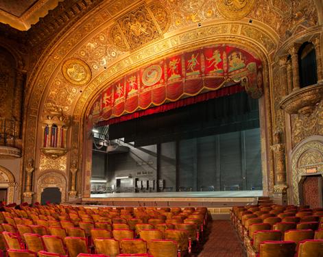 Landmark Theater Stagehouse Expansion
