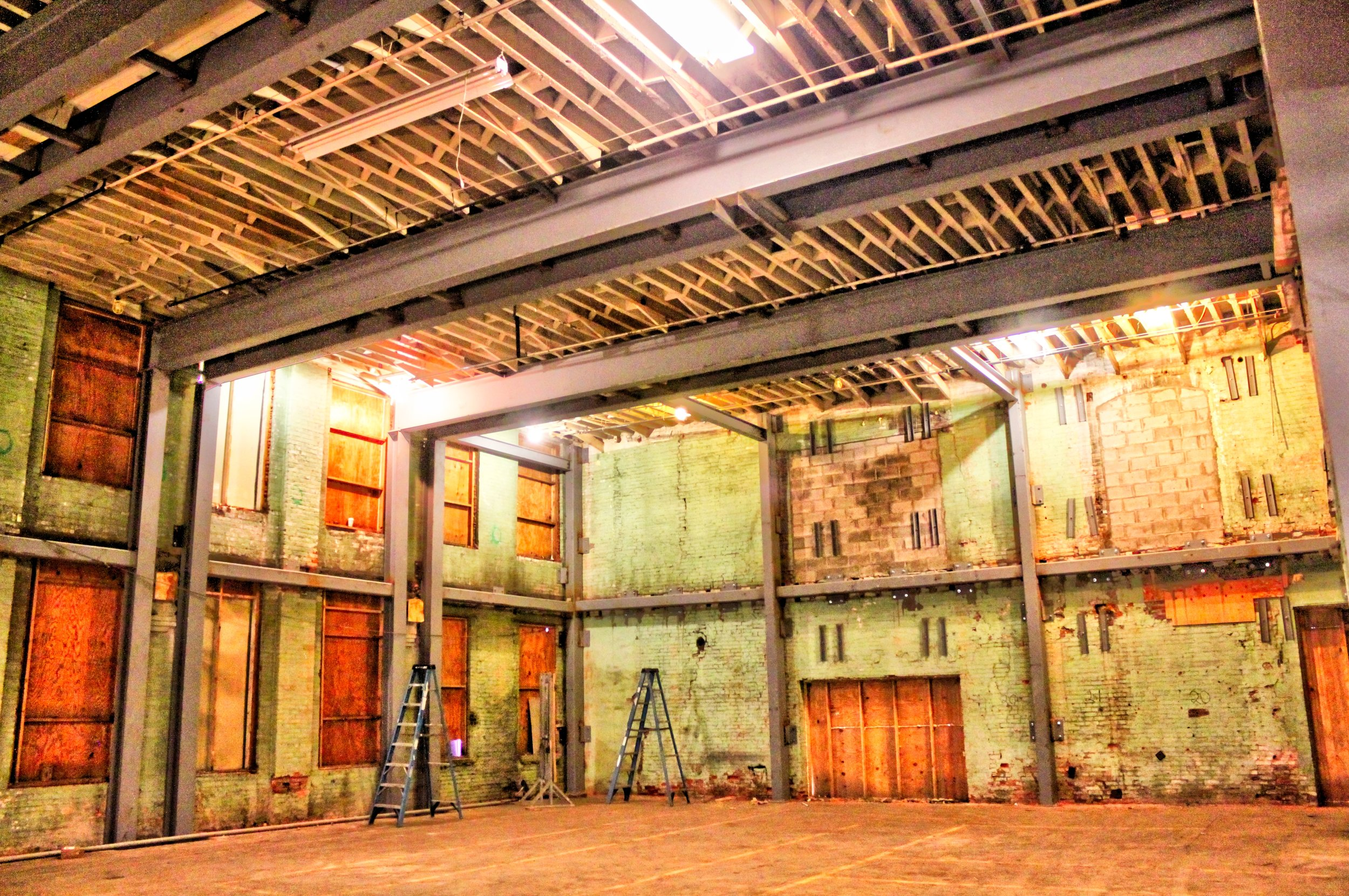 Case Supply Building Theater