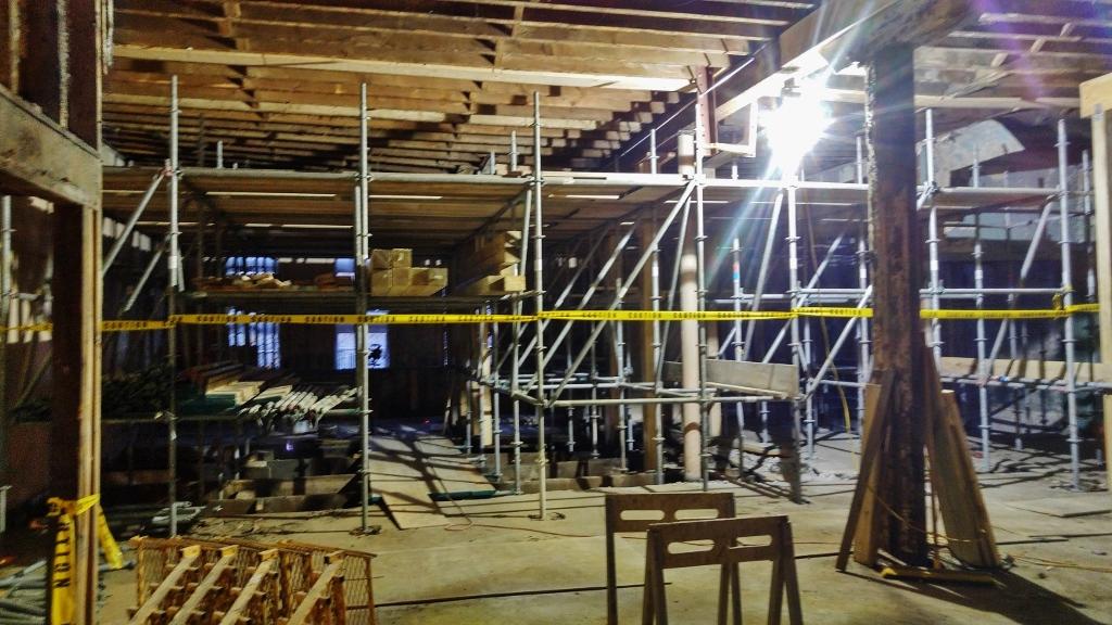 Auburn Flooring Building
