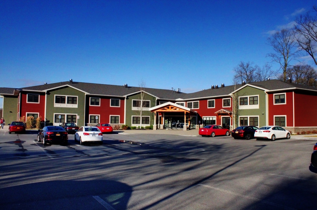 Tecumseh Road Apartments