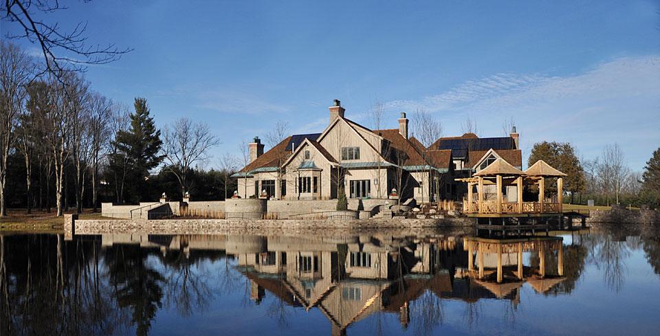 Private Residence - LEED Platinum