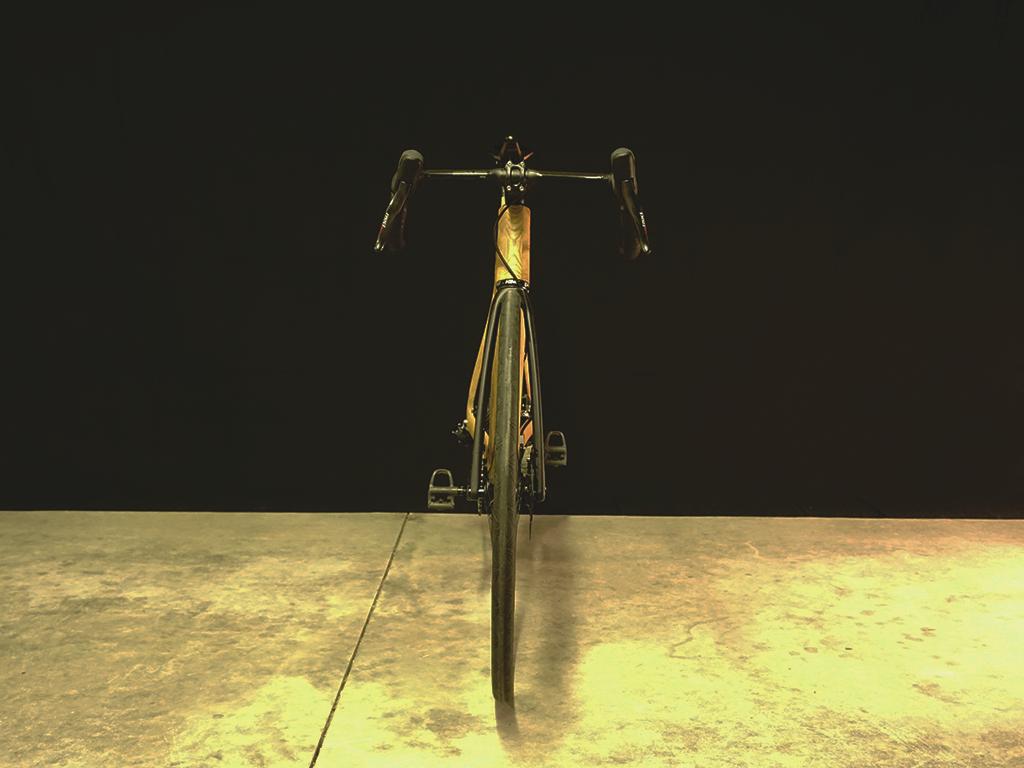 Montauk Hardwood Bikes, Front View.png