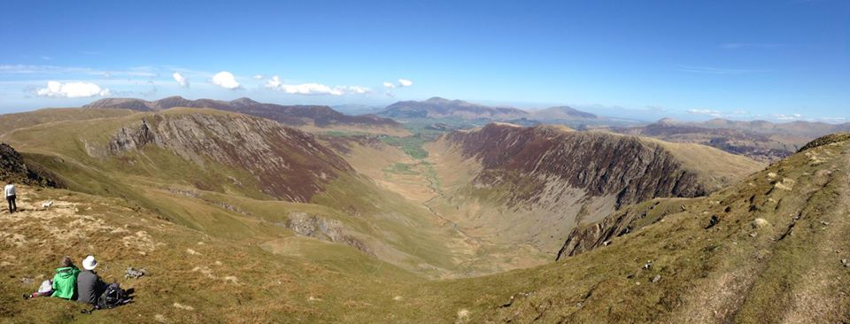 The View From Dale Head