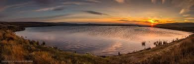 Brun Clough Reservoir
